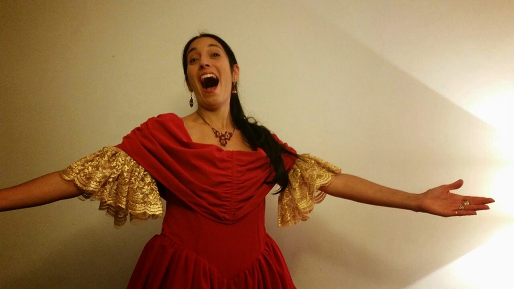 Fernanda Martino: opra- en tangozangeres