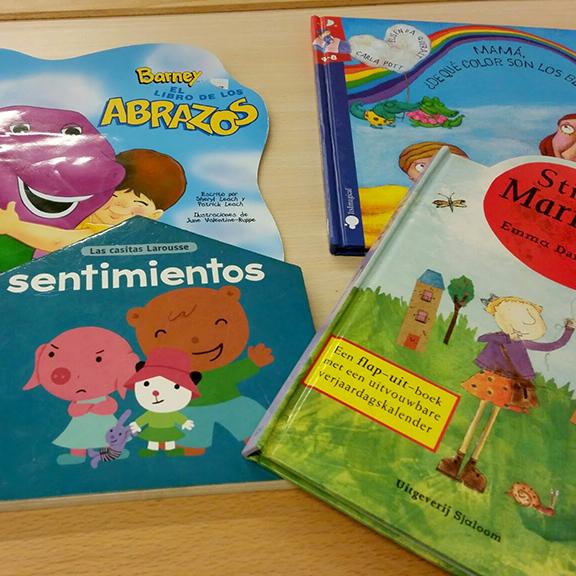 Leesboeken Spaans voor jonge kinderen